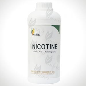 High Quality Pure Nicotine supplier