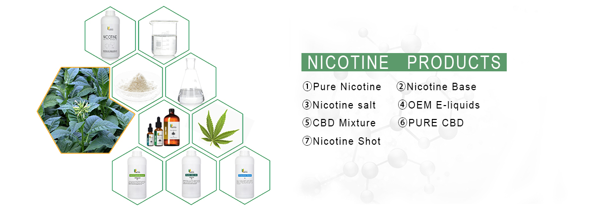 Nicotine  products